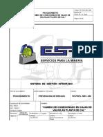 Procedimiento Cambio de Conexionado en Cajas de Vv Planta de Cal