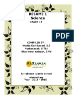 Resume 1 science grade 3.docx