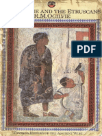 Ogilvie, R. M. - Early Rome and the Etruscans