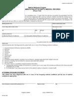 Medical Marijuana - SF Recommendation
