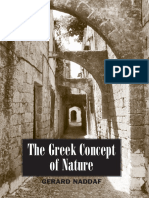 Naddaf, Gerard - The Greek Concept of Nature.pdf
