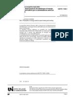 UNI TS 11300-1 2014 - Determinazione Del Fabbisogno Di Energia