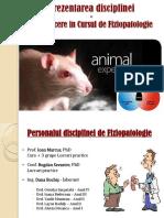 Cursul 1- Prezentare disciplina + Introducere in Fiziopatologie
