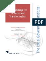 LGI Roadmap Final Report