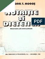 Nutritie Si Dietetica