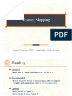 Lecture12 Texture Mapping
