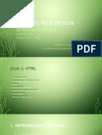 Curs Ziua 1 - HTML