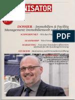 Buchempfehlung im Organisator 12-2015