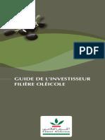 Guide Invest Oleicole
