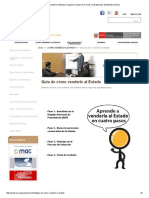 Guía de Cómo Venderle Al Estado _ Organismo Supervisor de Las Contrataciones Del Estado (OSCE)