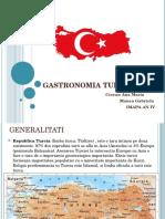GASTRONOMIA TURCEASCA
