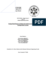 Final Report-Design Final Report -Design and Analysis of an Ice Pond Refrigeration System
