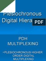 Plesiochronous Digital Hierarchy.ppt