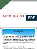 Mycotoxins.