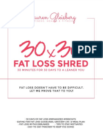 Cleanse pdf power shred