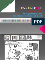 Lecture DNA Barcode Taxmol or MolEvo
