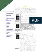 System Shock 2 Manual
