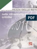 LA SICUREZZA DELLE RETI nelle infrastrutture critiche