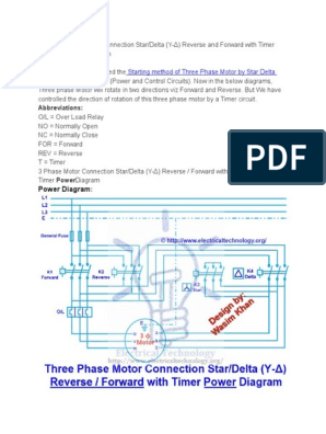 electrical wiring diagram forward reverse motor control and power new star delta forward reverse switch power  physics   new star delta forward reverse switch