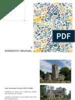 5 Domestic Revival