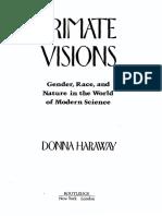 Primate visions Haraway