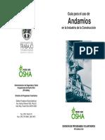 PROSHA 3150 Andamios