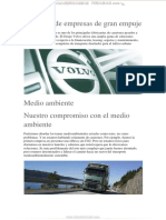 Material Tecnologia Vision Camiones Grupo Volvo
