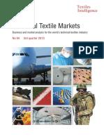 Technical Textile Markets Sample