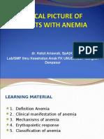 (8) Anemia