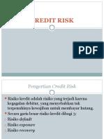 PRESENTASI+CREDIT+RISK