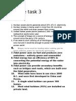 Science Task 3