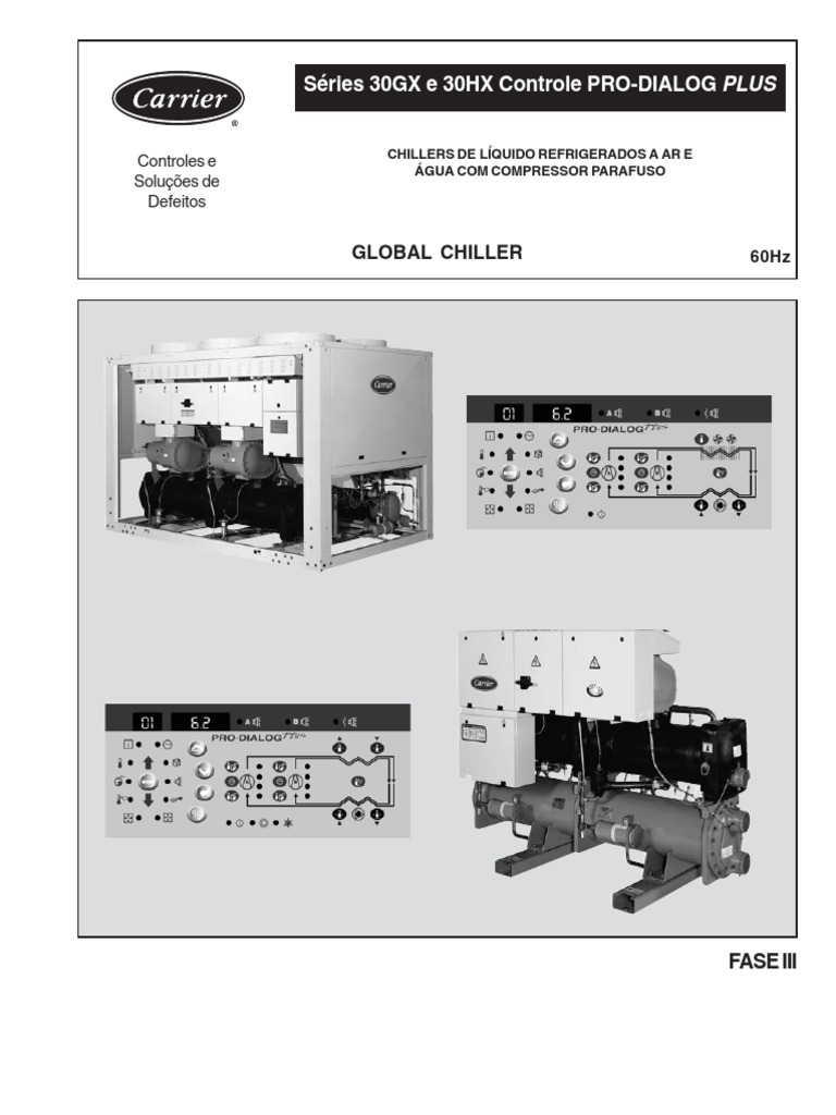 Chiller carrier manual fandeluxe Images