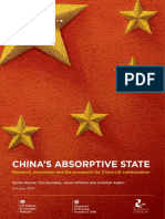 China's Absorptive State