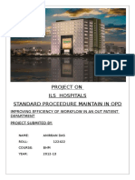 Project on Outpatient Department