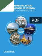 Estado de Las Ciudades de Colombia 2015