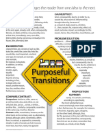 Transitions PDF
