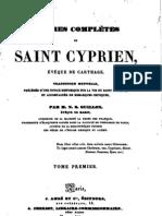 Le traité Ad Quirinus de Cyprien de Carthage