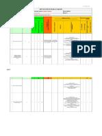 Matriz IPECR, Reforzamiento y Proteccion PAD 1Fase III