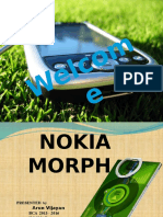 Nokiamorph Technology