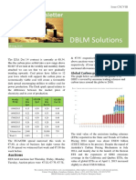 DBLM Solutions Carbon Newsletter 20 Aug 2015