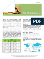 DBLM Solutions Carbon Newsletter 24 Sep 2015