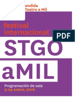 Teatro a 1000 2015