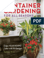 Container Gardening for All Sea - Barbara Wise