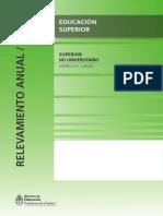 Cuadernillo Verde Superior 2015