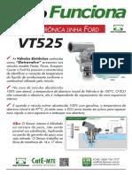 MTE Valvula Eletronica FORD VT525