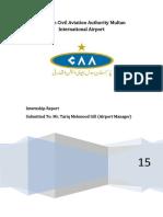 Pakistan Civil Aviation Authority Report