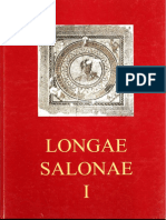 0. Longae Salonae, Cover