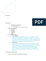 APICS BSCM Chapter 1 notes