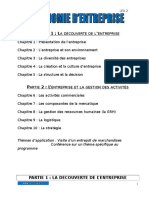 Cours 010134