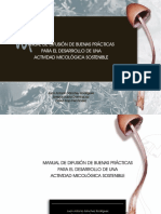 Manual para la gestión del recurso micológico
